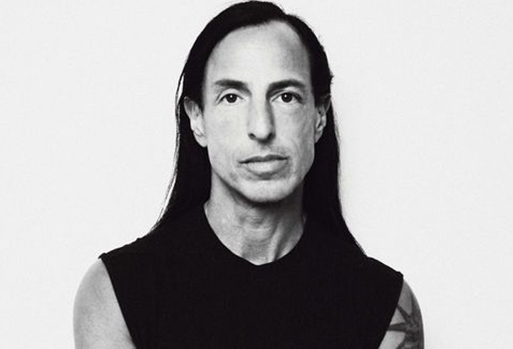 Rick Owens fashion designer